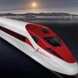 China Railway построит скоростную ЖД от Лас-Вегаса до Лос-Анджелеса [видео]