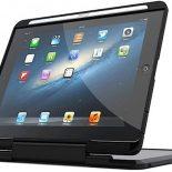 CruxCase: защитный чехол для New iPad со встроенной клавиатурой