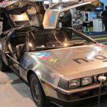 DMC-12 DeLorean EV — машина Дока Брауна из Back To Future — вживую [ФОТО]