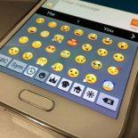 Emoji на Galaxy — как включить клавиатуру со смайликами
