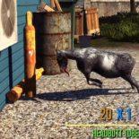 Goat Simulator — козлосимулятор выходит на PS3 и PS4