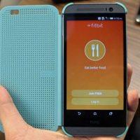 Fitbit в смартфоне HTC One M8: как настроить
