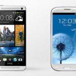 Смартфон HTC One против Galaxy S3 с Galaxy S4 на подходе