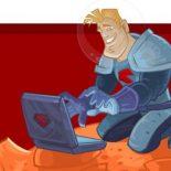 Как играть во флеш игрушки на рабочем или учебном компьютере с заблокированным доступом на игровые сайты