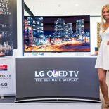 OLED-телевизор LG 55EA9800: со всех сторон [ФОТОТРАФ]