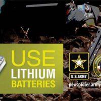 Stars and Stripes: даешь комплект литиевых батареек каждому тепловизору!