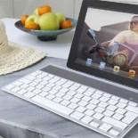 Solar Keyboard от Logitech — гламурная клавиатура на солнечных батареях для iPad
