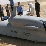 Еще один не долетел: в Ираке разбился американский Predator [фото]