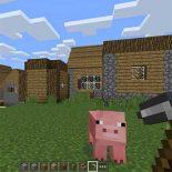 Minecraft Windows 10 Edition: зомби, поросята и мультиплеер Xbox Live [видео]