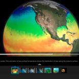С NASA Visualization Explorer iPad поможет лучше узнать мир