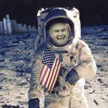 Космический кандидат в Президенты