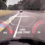 Nismo показали 360-градусное видео круга из 24 часа Ле-Мана [видео]