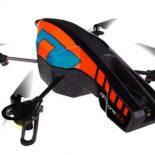 AR Drone 2.0 + 4G LTE планшет = личный беспилотник с HD-камерой и радиусом действия в 1 км