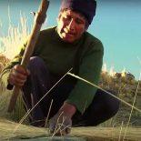Народная инженерия: мост Кесвачака — из травы, вручную и за 3 дня [видео]