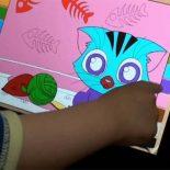 «Раскраски-рисовалки» — новое детское iPad-приложение