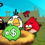 Angry Birds стремительно богатеют