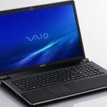 Ноутбук для графического дизайнера SONY Vaio VGN-AW4