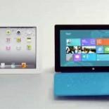 Новый Surface Pro против iPad 4
