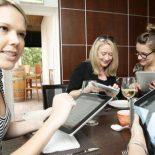 шопинг в Интернете: грядет всеобщая планшетизация