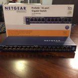 Межсетевой экран VPN Netgear Wireless-N ProSafe FVS318N