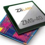Характеристики процессора ZiiLABS ZMS-40