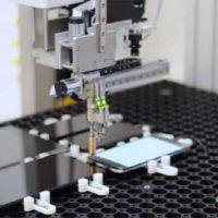 Chrome TouchBot для измерения латентности [видео]