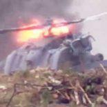 На «Авиамикс» сегодня разбился МИ-28Н группы «Беркуты» [видео 18+]