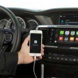 С Accord 2016 Honda будут поддерживать Apple CarPlay и Android Auto