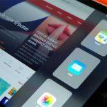 slide over — как включить на iPad эту фичу