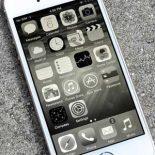 Если аккум iPhone 6 уже почти все: включаем серый экран и кое-что еще