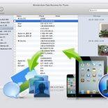 iTunes Data Recovery — приложение для восстановления данных с Mac