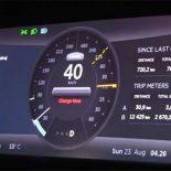 728 км на Tesla Model S: не быстро, но зато рекорд [видео]