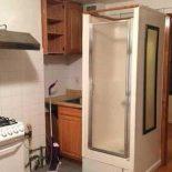 Душевая прямо на кухне: из истории данного архитектурного феномена
